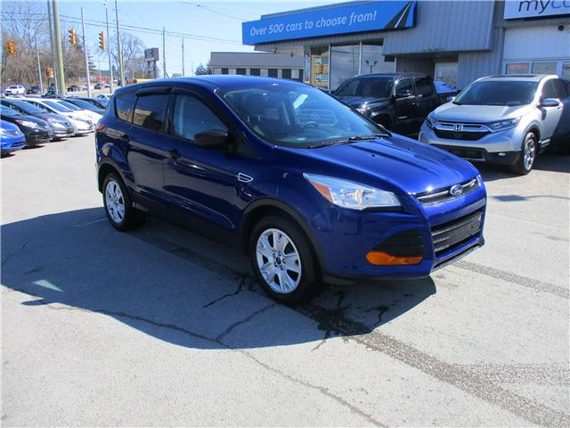 2013 Ford Escape S (Stk: 190236) in Richmond - Image 1 of 12