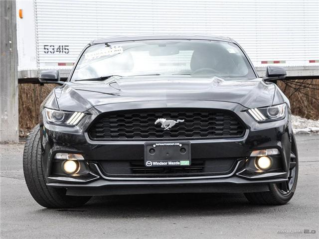 2015 Ford Mustang  (Stk: PR7695A) in Windsor - Image 2 of 29