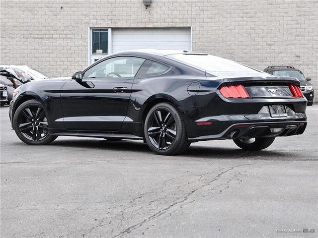 2015 Ford Mustang  (Stk: PR7695A) in Windsor - Image 4 of 29