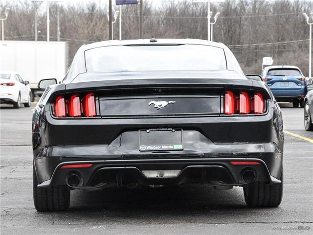 2015 Ford Mustang  (Stk: PR7695A) in Windsor - Image 5 of 29