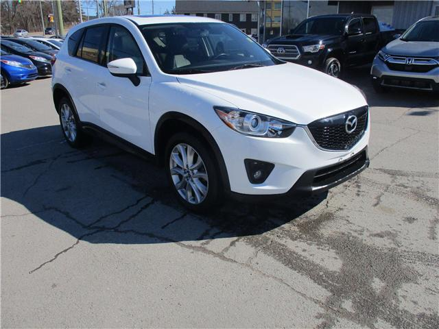 2015 Mazda CX-5 GT (Stk: 190277) in Richmond - Image 1 of 14
