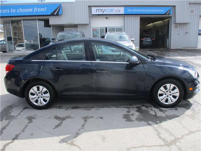 2015 Chevrolet Cruze 1LT (Stk: 190246) in North Bay - Image 2 of 13