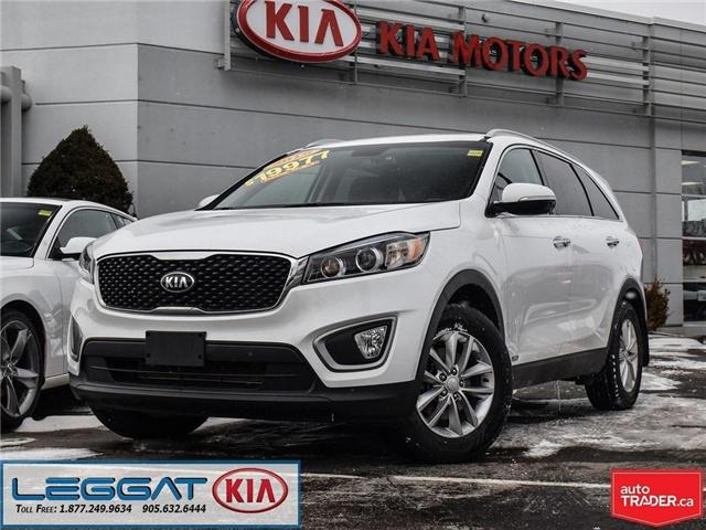 2016 Kia Sorento 2.4L LX (Stk: 907070A) in Burlington - Image 1 of 20