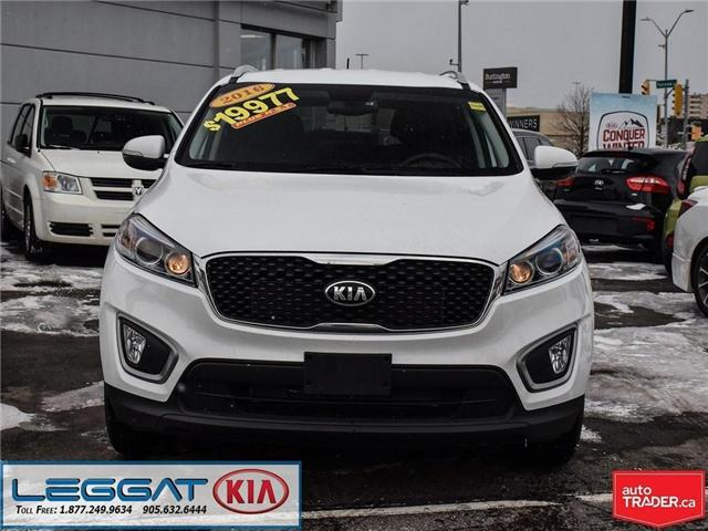 2016 Kia Sorento 2.4L LX (Stk: 907070A) in Burlington - Image 2 of 20