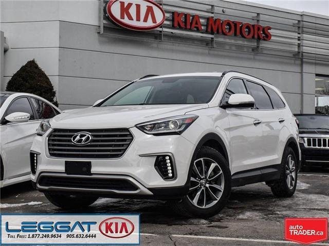 2017 Hyundai Santa Fe XL Premium (Stk: W0118) in Burlington - Image 1 of 20