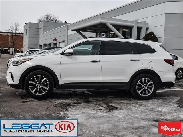2017 Hyundai Santa Fe XL Premium (Stk: W0118) in Burlington - Image 3 of 20