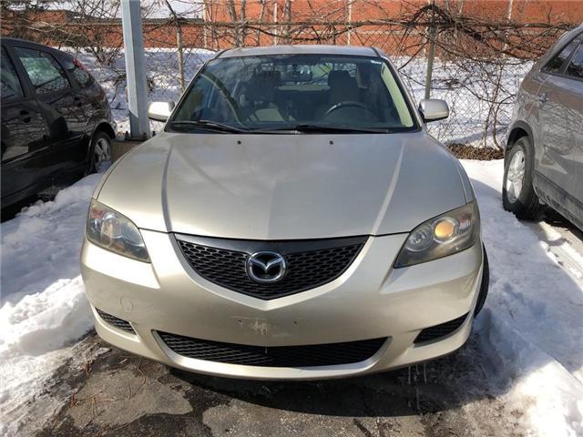 2006 Mazda Mazda3  (Stk: 806000A) in Burlington - Image 2 of 3