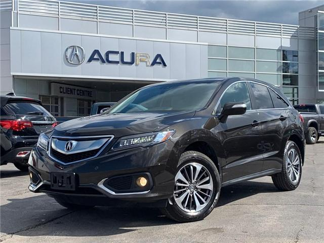 2017 Acura RDX Elite (Stk: 3956) in Burlington - Image 1 of 30