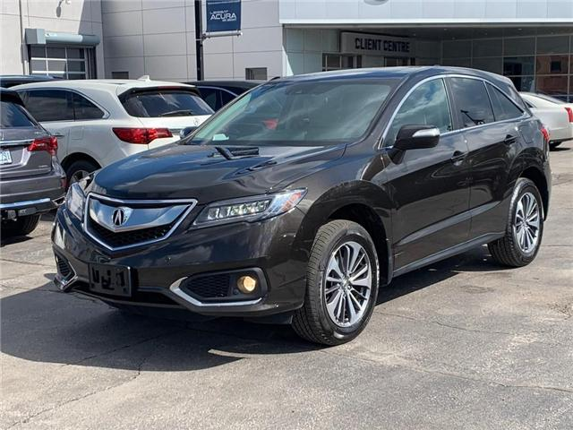 2017 Acura RDX Elite (Stk: 3956) in Burlington - Image 2 of 30