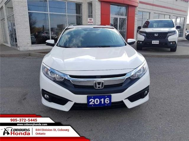 2016 Honda Civic EX-T (Stk: STK102109) in Cobourg - Image 2 of 20