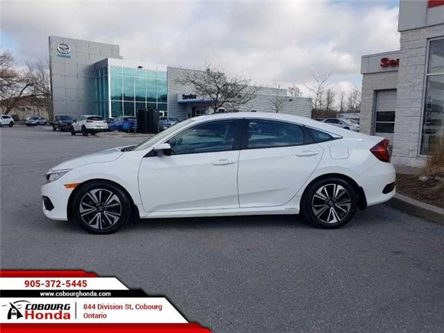 2016 Honda Civic EX-T (Stk: STK102109) in Cobourg - Image 4 of 20