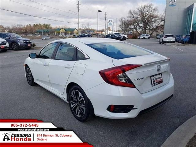 2016 Honda Civic EX-T (Stk: STK102109) in Cobourg - Image 5 of 20
