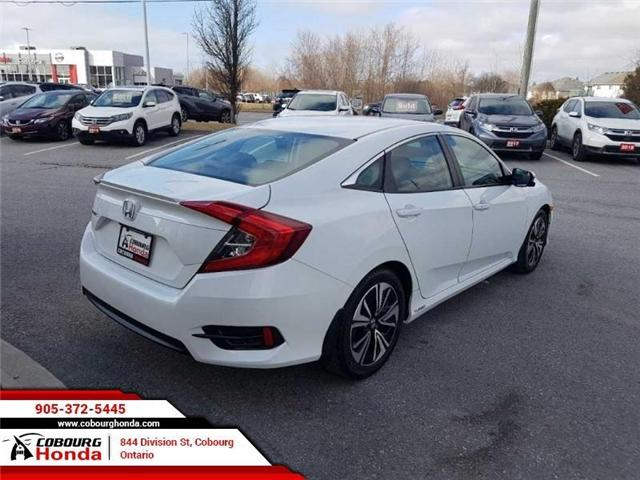 2016 Honda Civic EX-T (Stk: STK102109) in Cobourg - Image 7 of 20