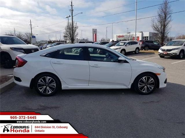 2016 Honda Civic EX-T (Stk: STK102109) in Cobourg - Image 8 of 20
