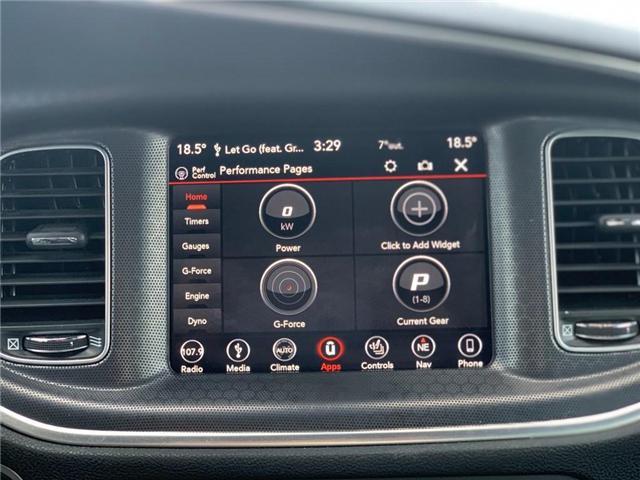 2018 Dodge Charger GT (Stk: 3947) in Burlington - Image 27 of 30