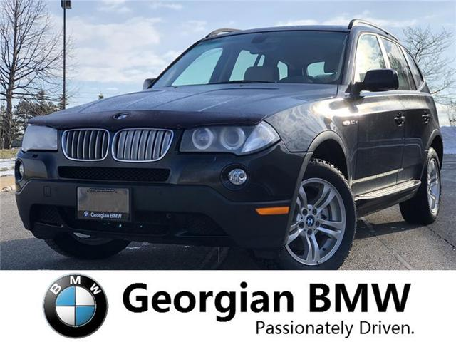 2007 BMW X3 3.0si (Stk: B19065-2) in Barrie - Image 1 of 16