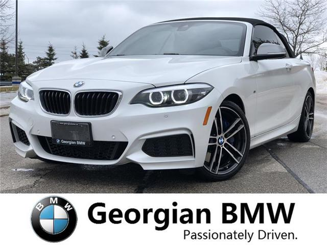 2018 BMW M240i xDrive (Stk: P1437) in Barrie - Image 1 of 20