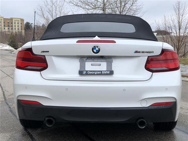 2018 BMW M240i xDrive (Stk: P1437) in Barrie - Image 9 of 20