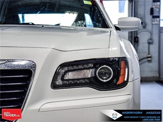 2012 Chrysler 300 S V6 (Stk: H190209A) in Markham - Image 3 of 28