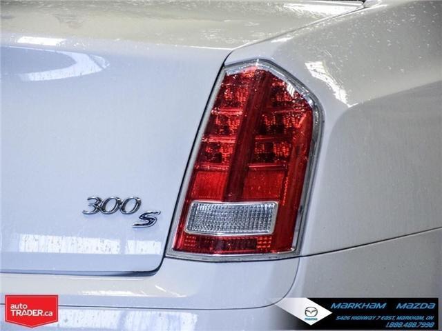 2012 Chrysler 300 S V6 (Stk: H190209A) in Markham - Image 6 of 28