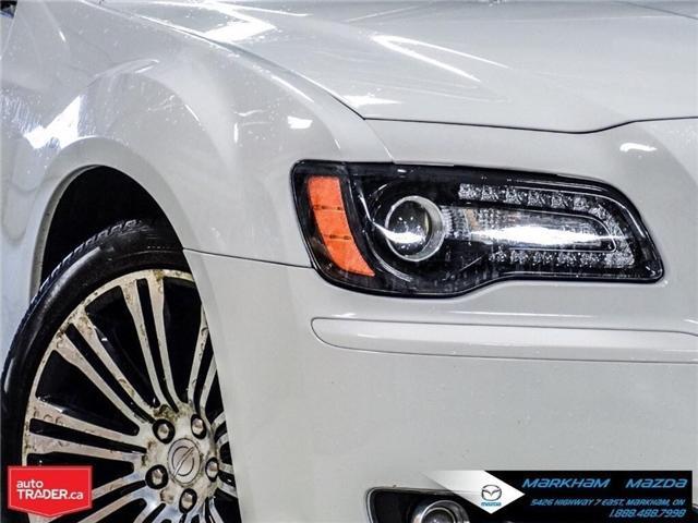 2012 Chrysler 300 S V6 (Stk: H190209A) in Markham - Image 8 of 28