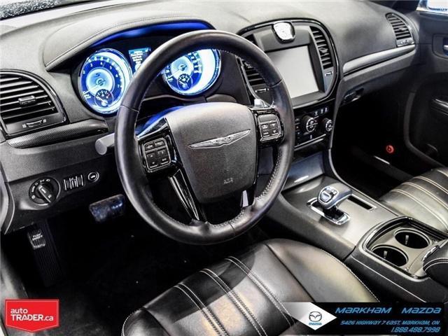 2012 Chrysler 300 S V6 (Stk: H190209A) in Markham - Image 11 of 28