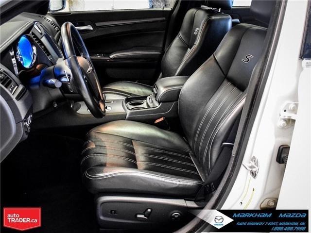 2012 Chrysler 300 S V6 (Stk: H190209A) in Markham - Image 12 of 28