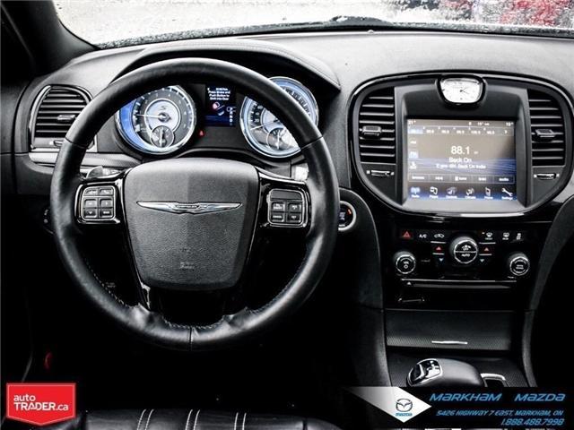 2012 Chrysler 300 S V6 (Stk: H190209A) in Markham - Image 21 of 28