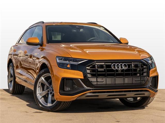 2019 Audi Q8 55 Progressiv (Stk: N5018) in Calgary - Image 1 of 17