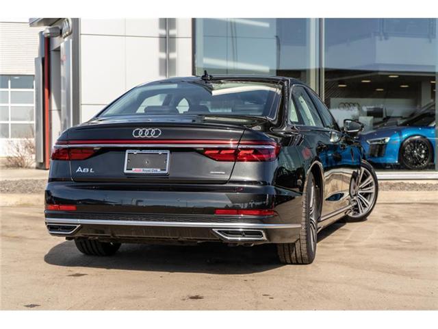 2019 Audi A8 L 55 (Stk: N5056) in Calgary - Image 5 of 18