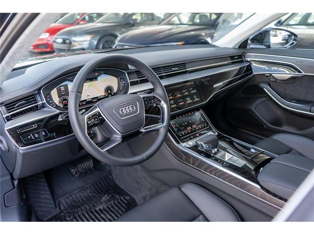2019 Audi A8 L 55 (Stk: N5056) in Calgary - Image 7 of 18
