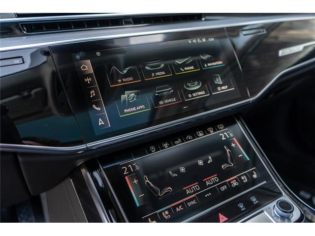 2019 Audi A8 L 55 (Stk: N5056) in Calgary - Image 10 of 18