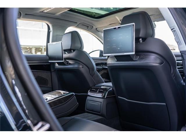2019 Audi A8 L 55 (Stk: N5056) in Calgary - Image 16 of 18
