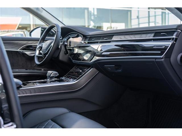 2019 Audi A8 L 55 (Stk: N5056) in Calgary - Image 17 of 18