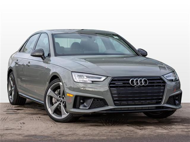 2019 Audi A4 45 Progressiv (Stk: N5077) in Calgary - Image 1 of 17