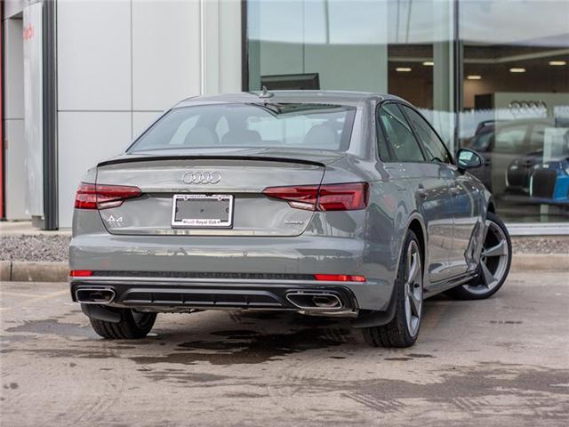 2019 Audi A4 45 Progressiv (Stk: N5077) in Calgary - Image 4 of 17