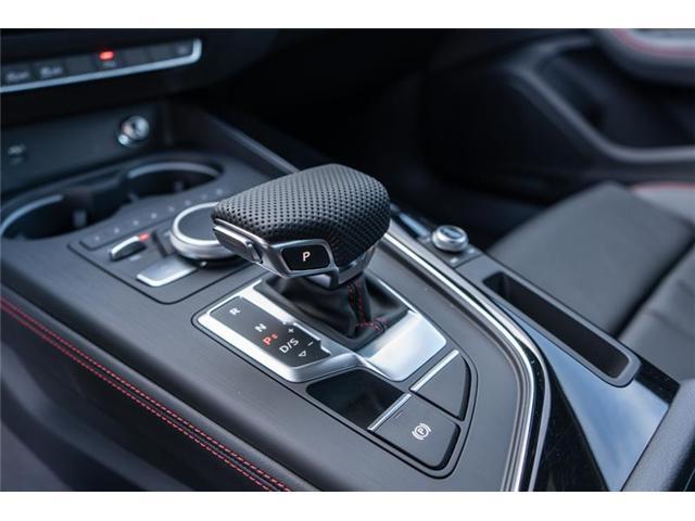 2019 Audi A4 45 Progressiv (Stk: N5077) in Calgary - Image 10 of 17