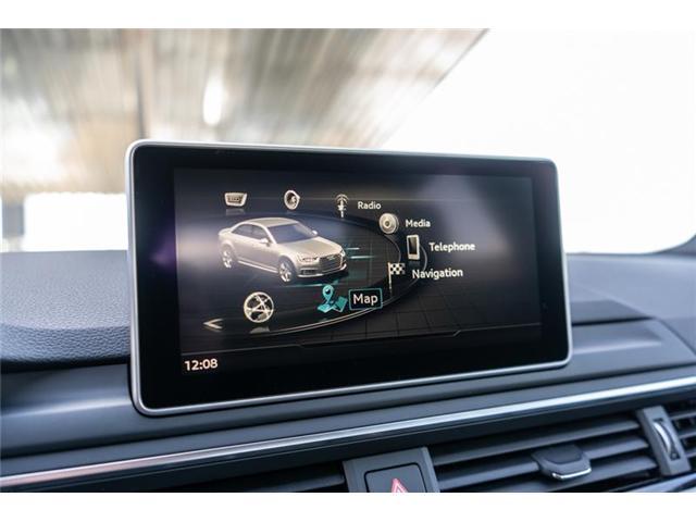 2019 Audi A4 45 Progressiv (Stk: N5077) in Calgary - Image 12 of 17