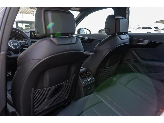 2019 Audi A4 45 Progressiv (Stk: N5077) in Calgary - Image 14 of 17