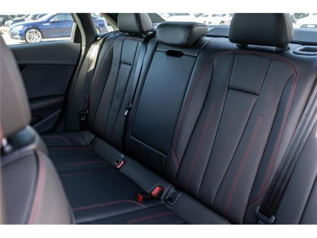 2019 Audi A4 45 Progressiv (Stk: N5077) in Calgary - Image 15 of 17