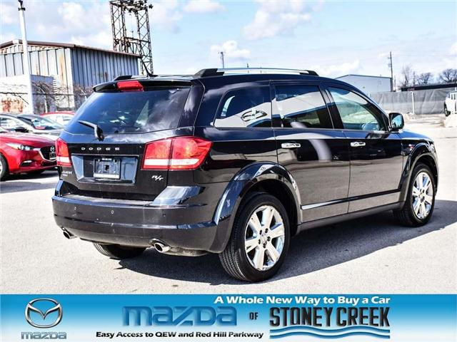2011 Dodge Journey R/T (Stk: SN1302A) in Hamilton - Image 7 of 21