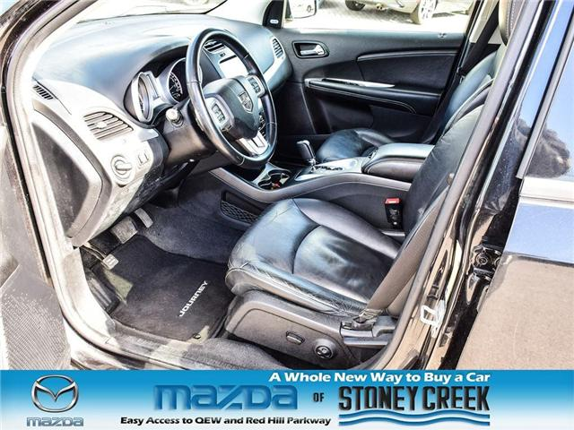 2011 Dodge Journey R/T (Stk: SN1302A) in Hamilton - Image 13 of 21
