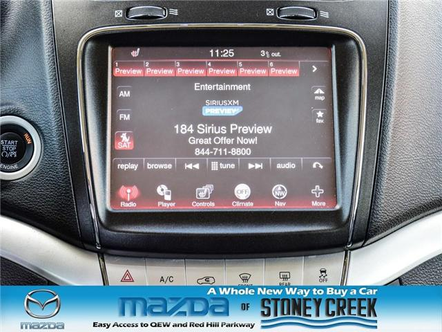 2011 Dodge Journey R/T (Stk: SN1302A) in Hamilton - Image 17 of 21