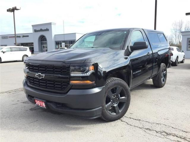 2018 Chevrolet Silverado 1500 Work Truck (Stk: 23896T) in Newmarket - Image 1 of 14