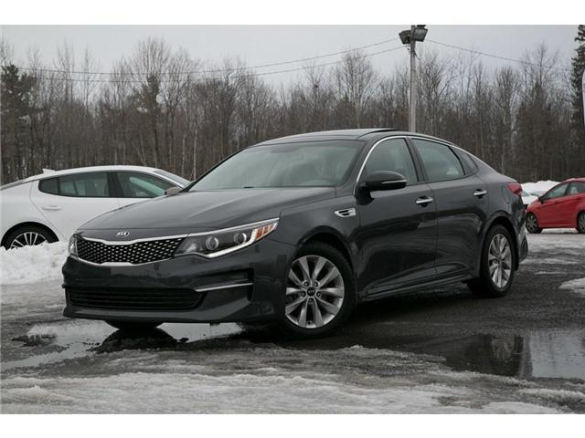 2016 Kia Optima EX Tech (Stk: 91204A) in Gatineau - Image 1 of 30