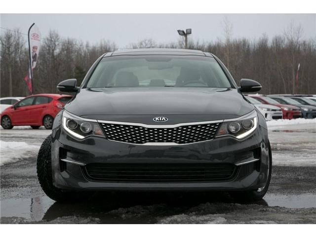 2016 Kia Optima EX Tech (Stk: 91204A) in Gatineau - Image 2 of 30