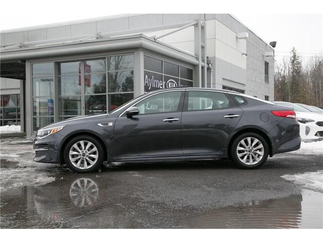 2016 Kia Optima EX Tech (Stk: 91204A) in Gatineau - Image 3 of 30
