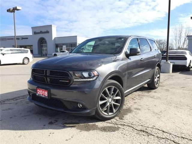2018 Dodge Durango GT (Stk: 23906P) in Newmarket - Image 1 of 18