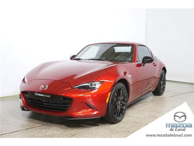 2018 Mazda MX-5 RF GS (Stk: D52387) in Laval - Image 1 of 23