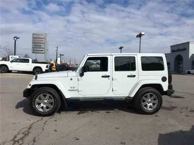 2016 Jeep Wrangler Unlimited Sahara (Stk: 23929T) in Newmarket - Image 2 of 17